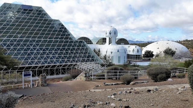 Biosphere 2, Arizona