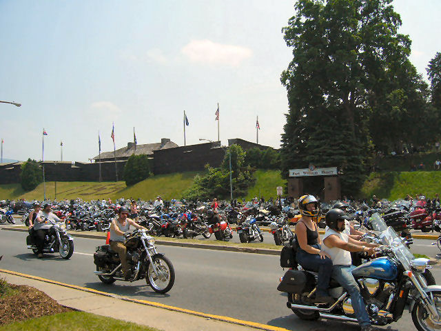 Americade Motorcycle Rally