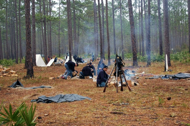 Battle of Olustee, FL