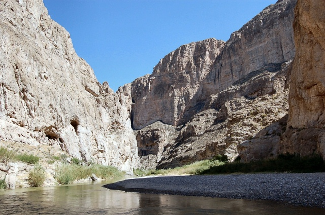 Big Bend, TX - Boquillas Canyon