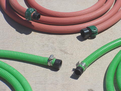Sewer Solution Hoses