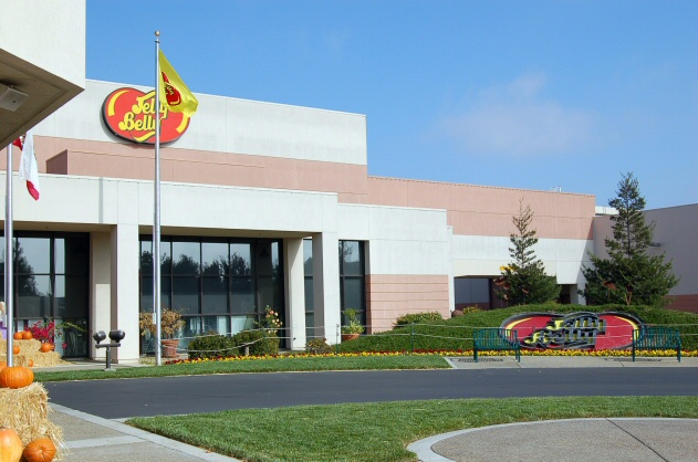 The Jelly Belly Factory