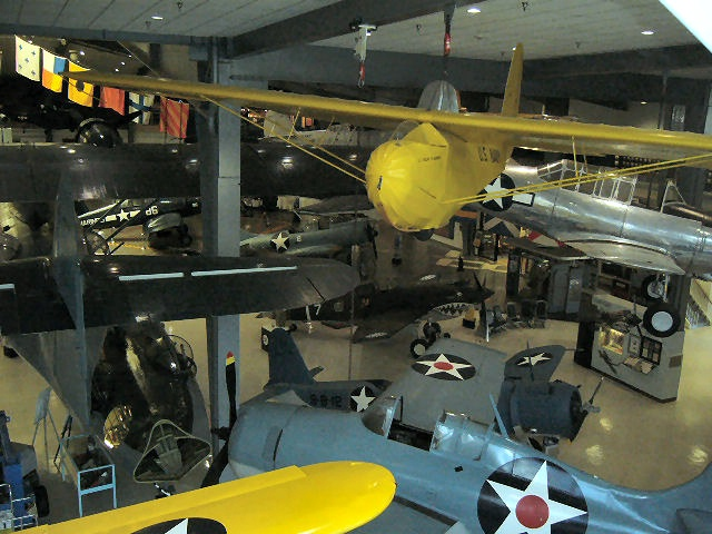 National Navy Aviation Museum