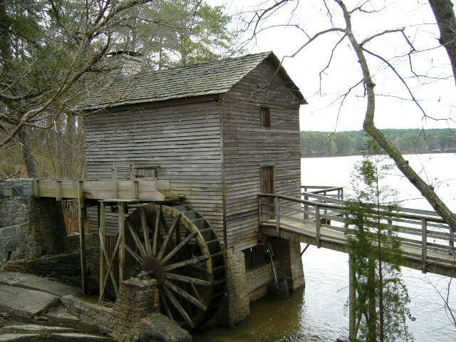 Grist Mill at Stone Mountain, GA