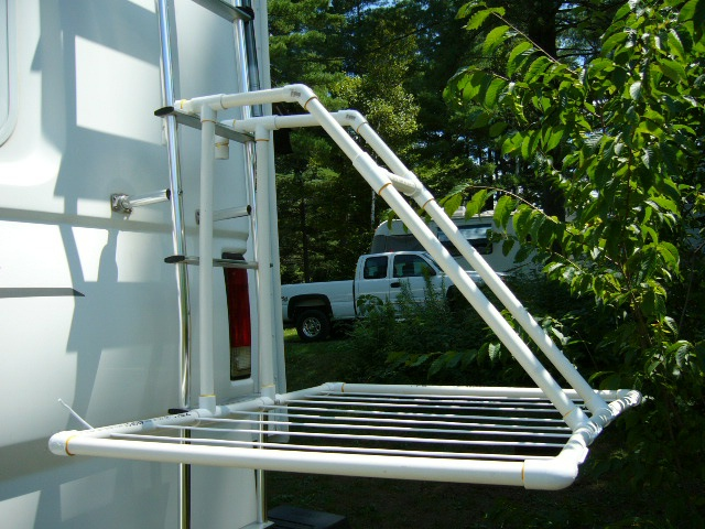 PVC Drying Rack