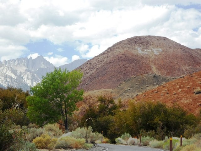Film Museum & Alabama Hills