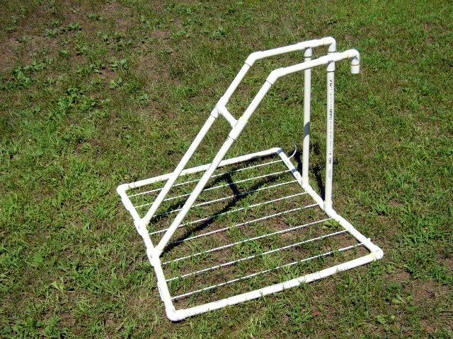 Pvc Drying Rack