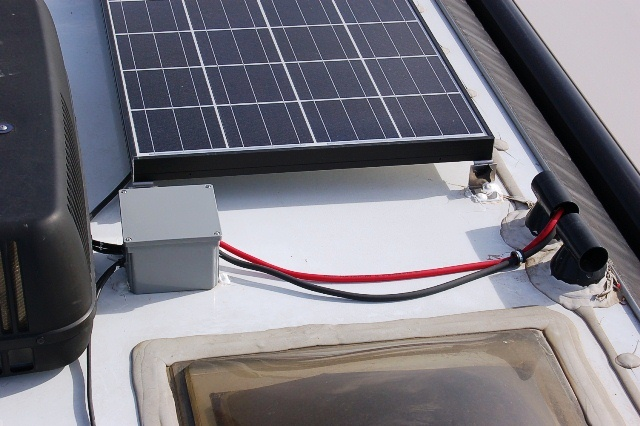 Solar  Wiring Distribution