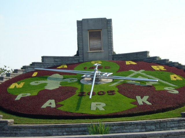 The Floral Clock